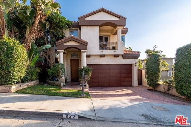 822 6TH Street, Hermosa Beach, CA 90254 (#19537348) :: RE/MAX Estate Properties