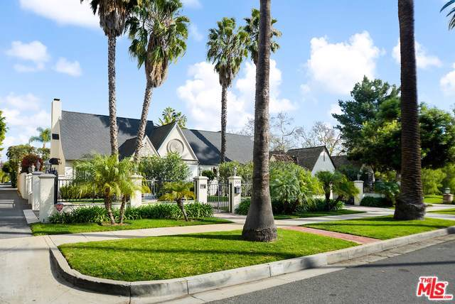 504 Foothill Road, Beverly Hills, CA 90210 (#20542512) :: RE/MAX Masters