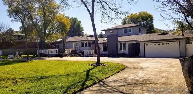 13417 Sunny Lane, Lakeside, CA 92040 (#200002094) :: eXp Realty of California Inc.