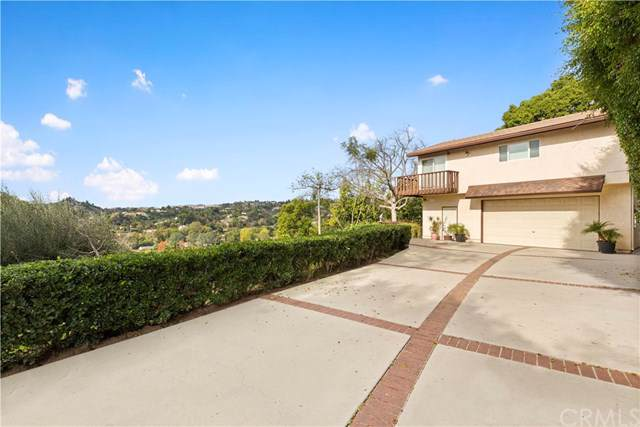 431 E Avocado Crest Road, La Habra Heights, CA 90631 (#PW20004260) :: Twiss Realty