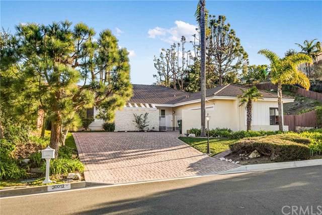 30012 Matisse Drive, Rancho Palos Verdes, CA 90275 (#PV20007762) :: RE/MAX Estate Properties