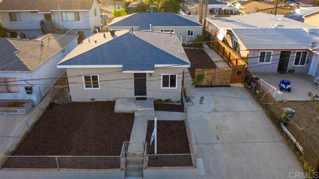 1146 Granger St, Imperial Beach, CA 91932 (#200002127) :: Twiss Realty