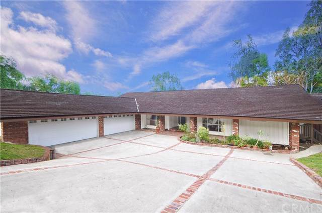 10 Saddleback Road, Rolling Hills, CA 90274 (#PV20007124) :: Millman Team