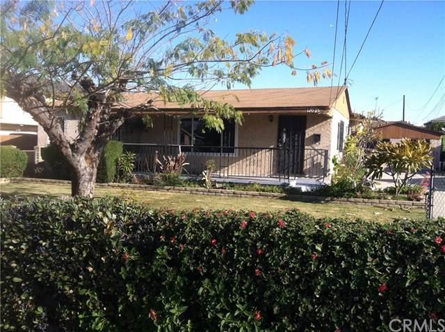 12025 Magnolia Street, El Monte, CA 91732 (#AR20008187) :: Sperry Residential Group