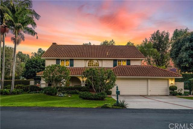 30 Country Lane, Rolling Hills Estates, CA 90274 (#PV20008368) :: Millman Team
