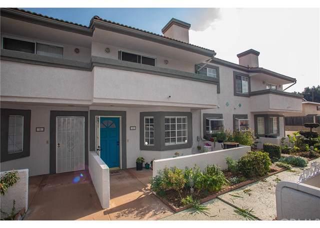 13919 Arthur Avenue #12, Paramount, CA 90723 (#CV20008007) :: Harmon Homes, Inc.