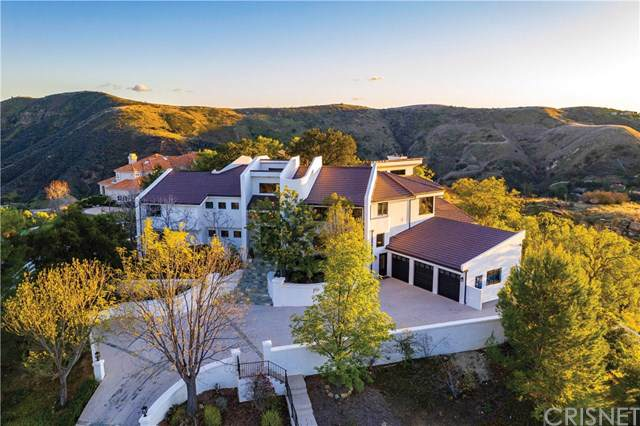 44 Ranchero Road, Bell Canyon, CA 91307 (#SR20003677) :: Allison James Estates and Homes