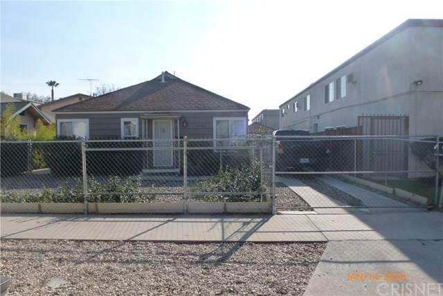 14142 Gilmore Street, Van Nuys, CA 91401 (#SR20005215) :: Pacific Playa Realty