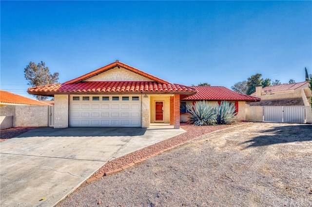 7857 Baywood Circle, Yucca Valley, CA 92284 (#JT20008632) :: RE/MAX Empire Properties