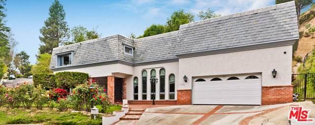 9789 Blantyre Drive, Beverly Hills, CA 90210 (#20543512) :: Team Tami