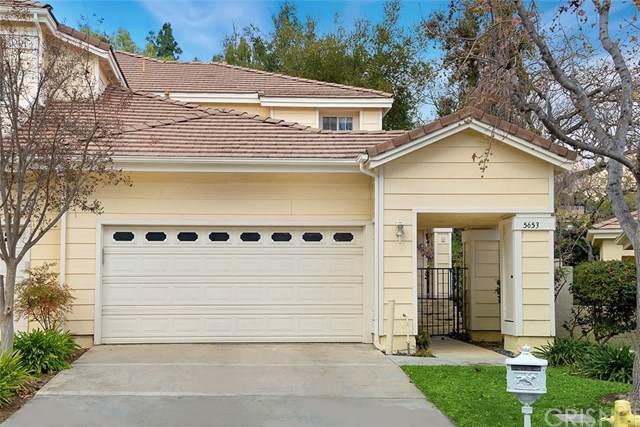 5653 Roundtree Place, Westlake Village, CA 91362 (#SR20005492) :: RE/MAX Parkside Real Estate