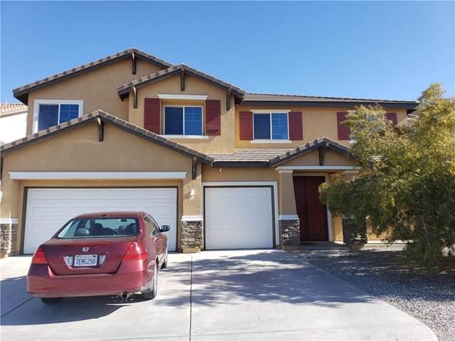 12597 Mesa View Drive, Victorville, CA 92392 (#IV20008877) :: RE/MAX Estate Properties