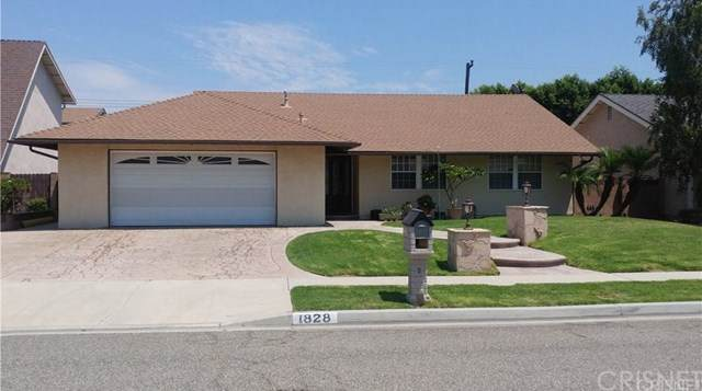 1828 Fred Avenue, Simi Valley, CA 93065 (#SR20008842) :: RE/MAX Parkside Real Estate