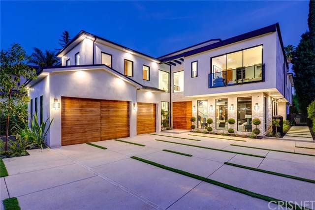 4544 Woodley Avenue, Encino, CA 91436 (#SR20008872) :: J1 Realty Group