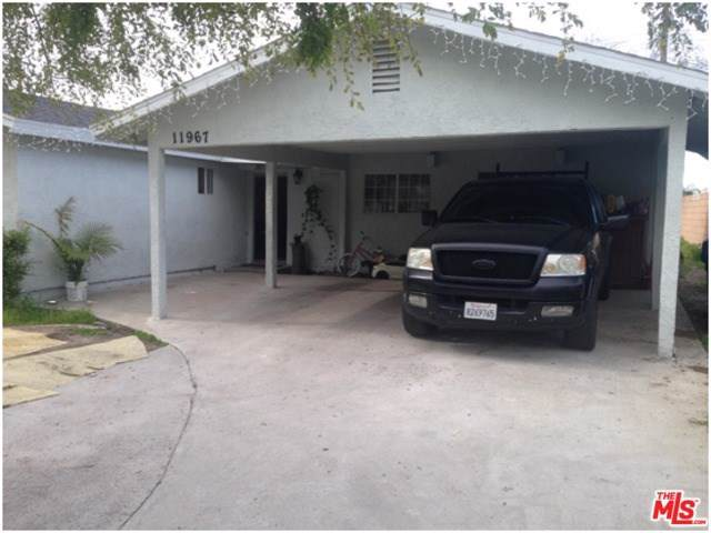 11967 Adelphia Avenue, Pacoima, CA 91331 (#20543614) :: J1 Realty Group