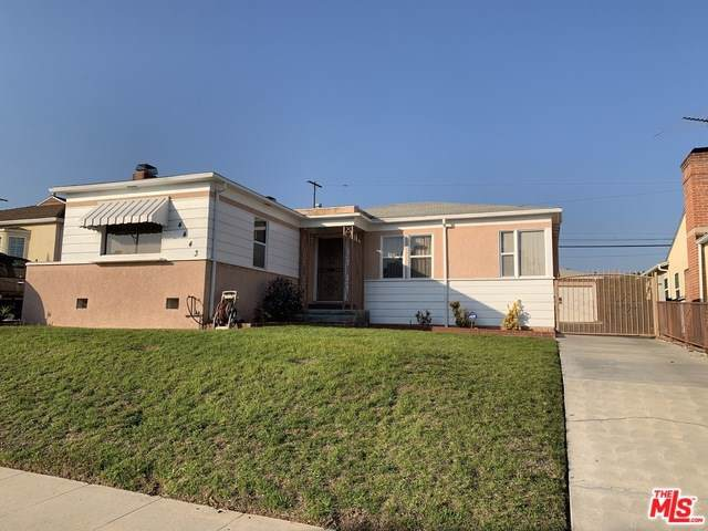 4443 W 62ND Street, Los Angeles (City), CA 90043 (#20543630) :: RE/MAX Masters