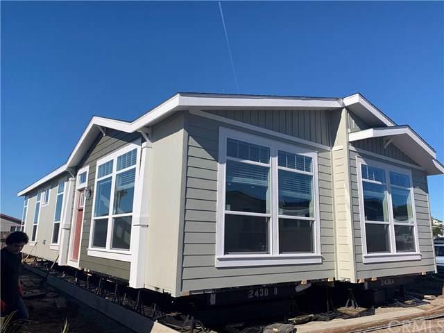 2700 Cienaga Street #119, Oceano, CA 93445 (#PI20009112) :: Allison James Estates and Homes