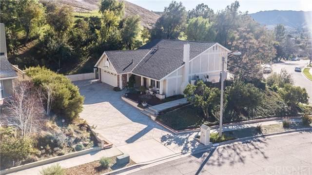 6644 Buttonwood Avenue, Oak Park, CA 91377 (#SR20008939) :: RE/MAX Parkside Real Estate