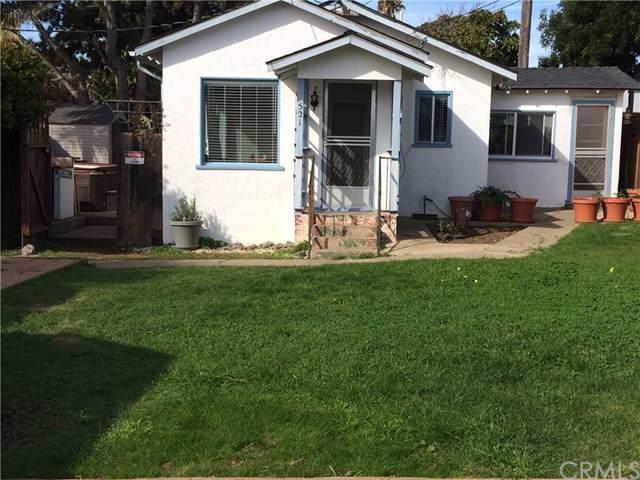 521 La Jolla Street, Morro Bay, CA 93442 (#SC20009045) :: RE/MAX Parkside Real Estate
