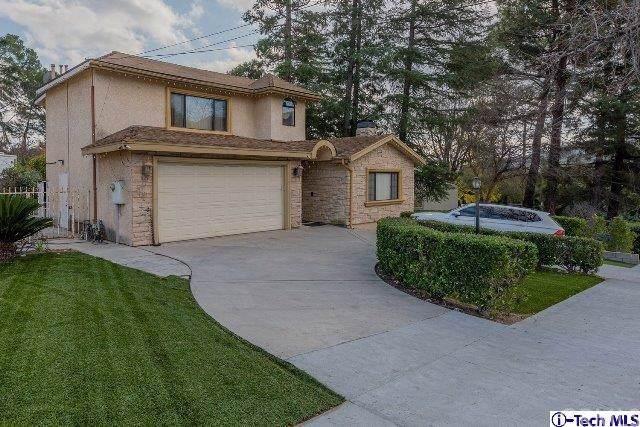4308 Lowell Avenue, Glendale, CA 91214 (#320000171) :: Team Tami