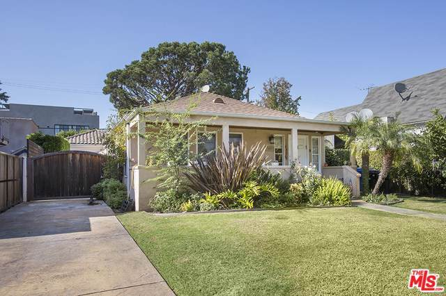1617 S Sherbourne Drive, Los Angeles (City), CA 90035 (#20543684) :: RE/MAX Estate Properties