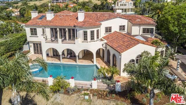 6236 Ramirez Mesa Drive, Malibu, CA 90265 (#20543730) :: Sperry Residential Group