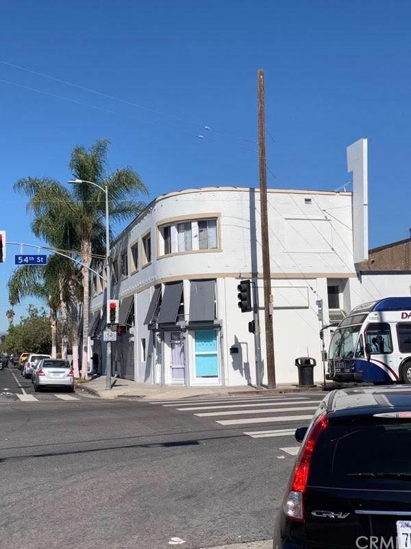 5350 2nd Avenue, Los Angeles (City), CA 90043 (#CV20009360) :: Keller Williams Realty, LA Harbor