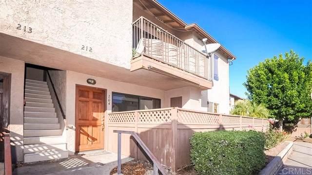 12720 Laurel St #204, Lakeside, CA 92040 (#200002280) :: eXp Realty of California Inc.