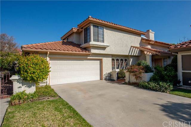 2720 Simi Hills Lane, Simi Valley, CA 93063 (#SR20008736) :: RE/MAX Parkside Real Estate