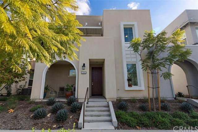 206 Cultivate, Irvine, CA 92618 (#CV20009110) :: Allison James Estates and Homes