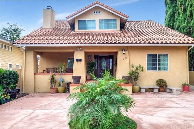 895 N Los Robles Avenue, Pasadena, CA 91104 (#SR20008738) :: Sperry Residential Group