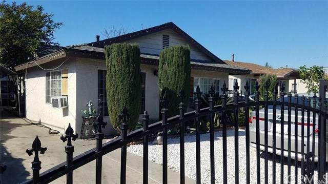 6139 Woodward Avenue, Maywood, CA 90270 (#DW20009471) :: Crudo & Associates