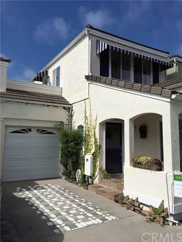 700 Lido Park Drive #31, Newport Beach, CA 92663 (#NP20009421) :: Allison James Estates and Homes