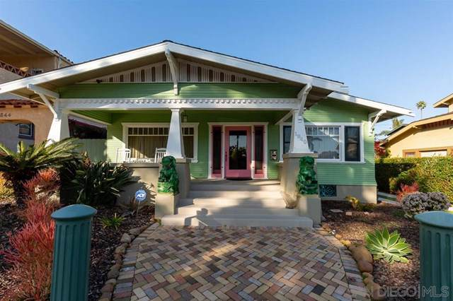 1840 Sheridan Ave., San Diego, CA 92103 (#200002298) :: Sperry Residential Group