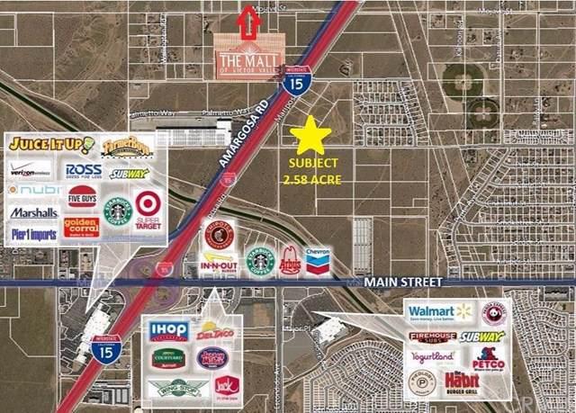 0 Live Oak Street, Hesperia, CA 92345 (#CV20009448) :: The Marelly Group | Compass