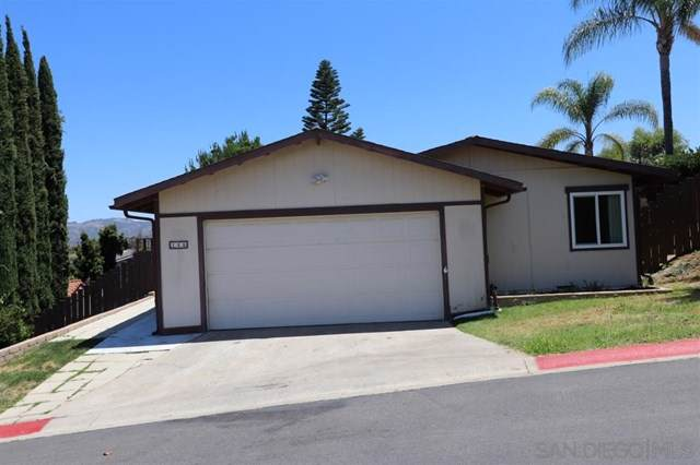 146 Fargo Glen, Escondido, CA 92027 (#200002315) :: J1 Realty Group