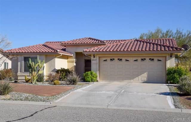 2847 Back Nine Drive, Borrego Springs, CA 92004 (#200002303) :: eXp Realty of California Inc.
