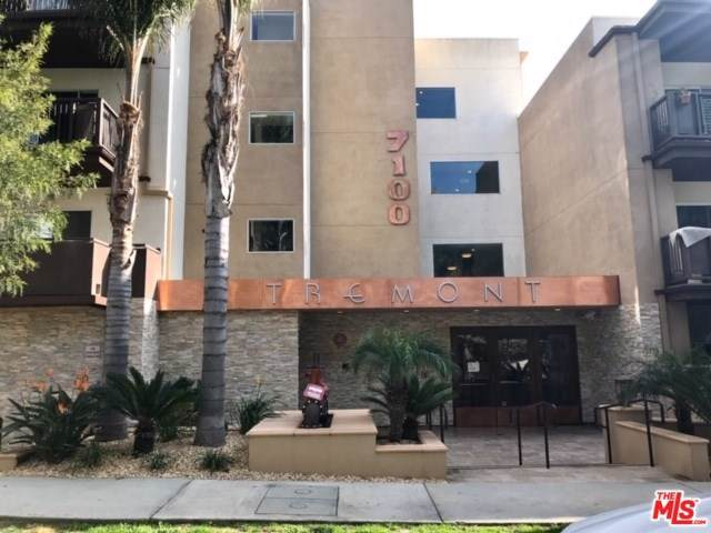 7100 Alvern Street #311, Los Angeles (City), CA 90045 (#20542584) :: The Miller Group