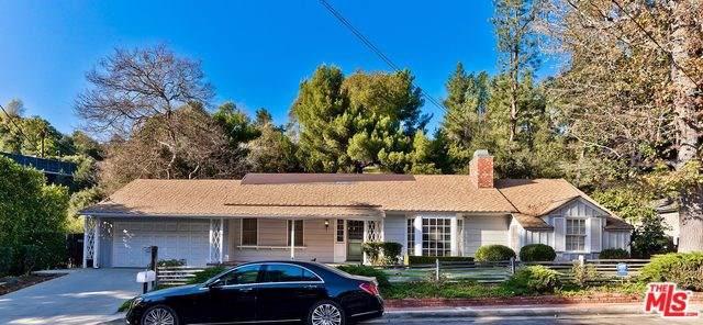 2621 Hutton Drive, Beverly Hills, CA 90210 (#20543364) :: Team Tami