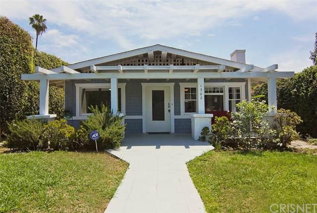 6681 Fountain Avenue, Los Angeles (City), CA 90028 (#SR20008647) :: RE/MAX Estate Properties