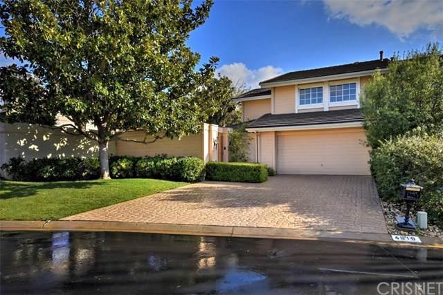4610 Tam Oshanter Drive, Westlake Village, CA 91362 (#SR20009661) :: RE/MAX Parkside Real Estate