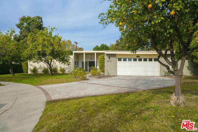 22401 Sylvan Street, Woodland Hills, CA 91367 (#20543896) :: RE/MAX Estate Properties