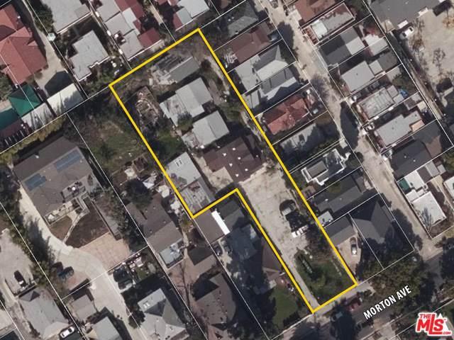 1711 Morton Avenue, Los Angeles (City), CA 90026 (#20543940) :: Allison James Estates and Homes