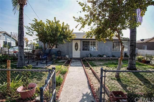 14763 Iris Drive, Fontana, CA 92335 (#EV20009837) :: Allison James Estates and Homes