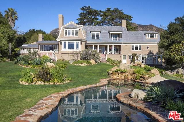 663 Lilac Drive, Santa Barbara, CA 93108 (#20543988) :: Sperry Residential Group