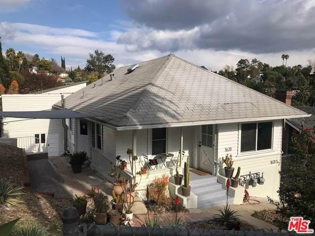1631 Champlain Terrace, Los Angeles (City), CA 90026 (#20543758) :: Allison James Estates and Homes