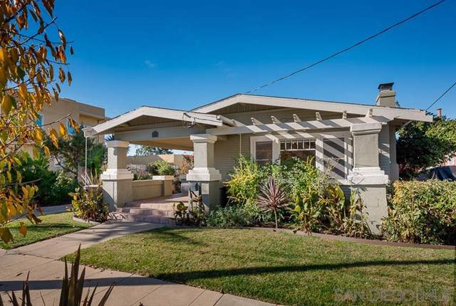 4168 Stephens Street, San Diego, CA 92103 (#200002387) :: Twiss Realty