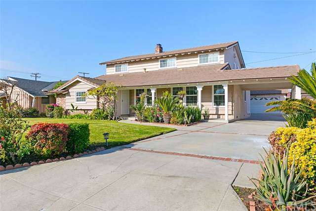10723 Chaney Avenue, Downey, CA 90241 (#OC20005300) :: Allison James Estates and Homes