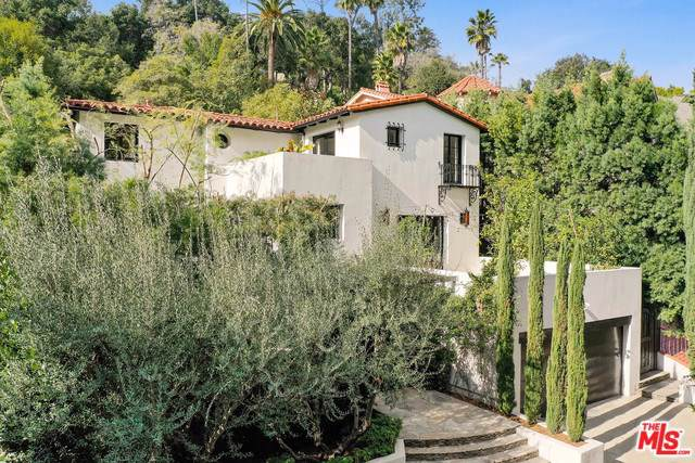 2183 Fern Dell Place, Los Angeles (City), CA 90068 (#20541594) :: Twiss Realty