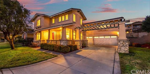 12206 Iron Stone Drive, Rancho Cucamonga, CA 91739 (#CV20009199) :: Sperry Residential Group